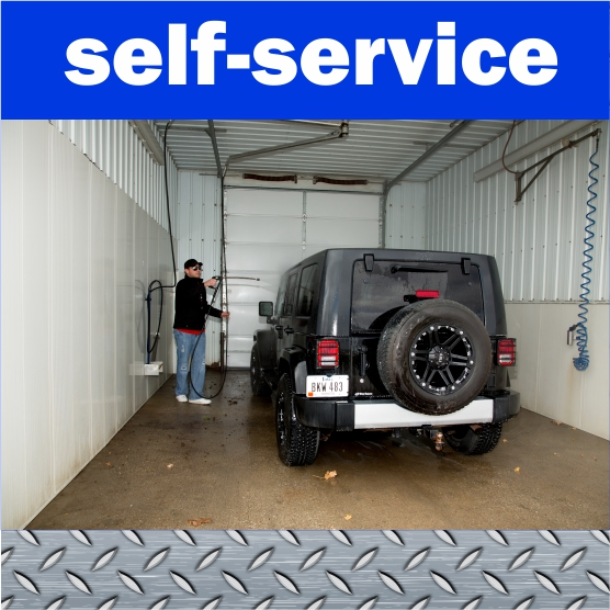 Self service car wash open now 12